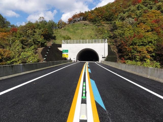 いわいずみブログ三陸北縦貫道路「中野バイパス」28日に開通