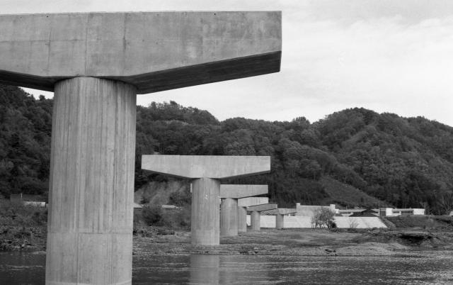 岩泉町なつかし寫眞館 ~国道45号小本大橋~   いわいずみブログ