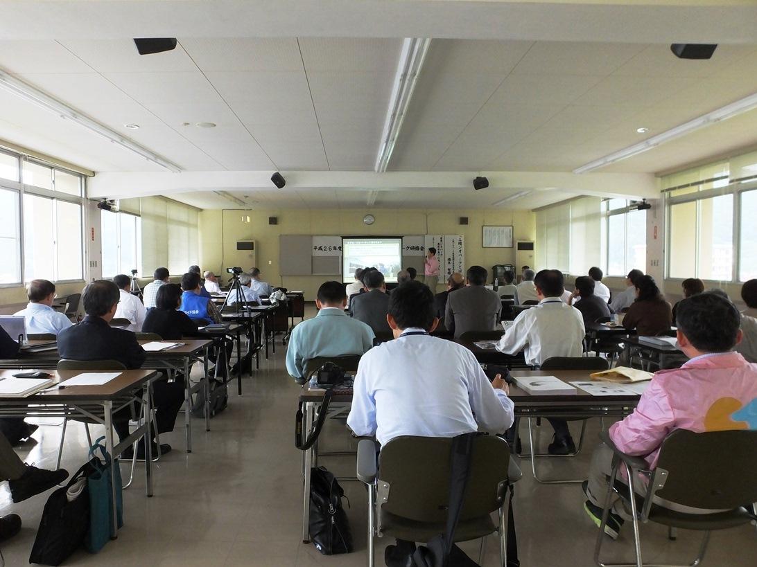 いわいずみブログ岩泉町三陸ジオパーク研修会を開催~三陸ジオパーク認定から一周年~