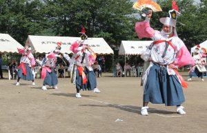 8月19日 岩泉町郷土芸能祭(小本大会)開催